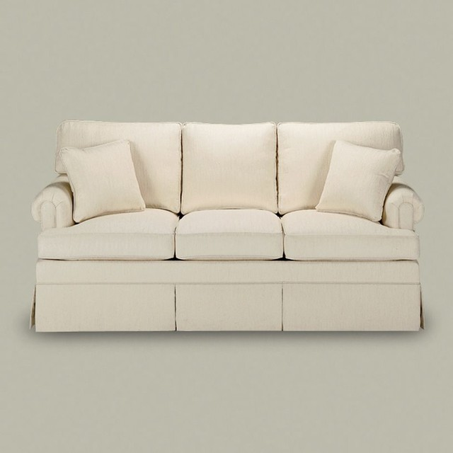 """paramount sofa 76"""" - Traditional - Sofas - by Ethan Allen"""