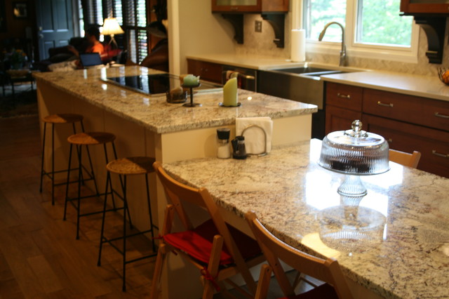 Kitchen on the farm modern