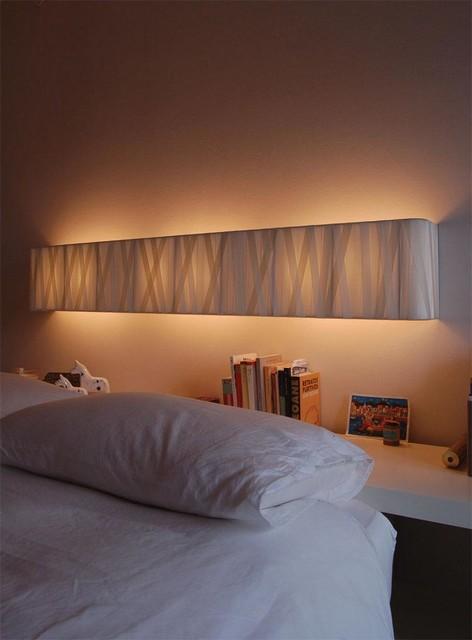 Fambuena - Dress Rectangular Wall Sconce modern-wall-lighting