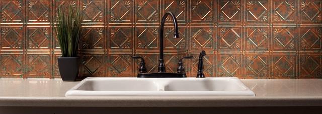 Traditional backsplash styles traditional-tile