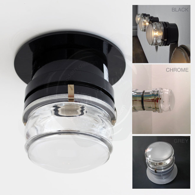Wall Sconces Location : Wet Location Lighting: Modern Wall & Ceiling Light Fixture: Bathroom, Outdoor - Modern - Wall ...