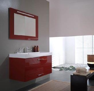 """Sedona Modern Bathroom Vanity Set 39.5"""" modern-bathroom-vanities-and-sink-consoles"""
