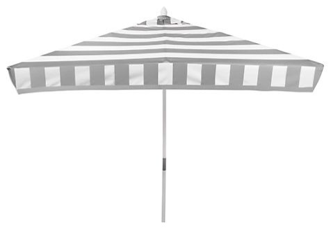 Portofino Umbrella, Gray craftsman-outdoor-umbrellas