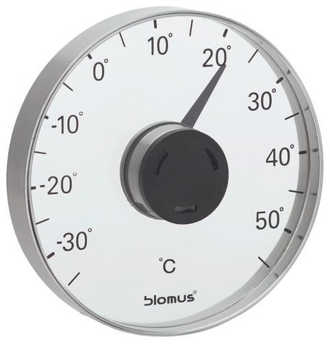 GRADO Window Thermometer modern-outdoor-decor