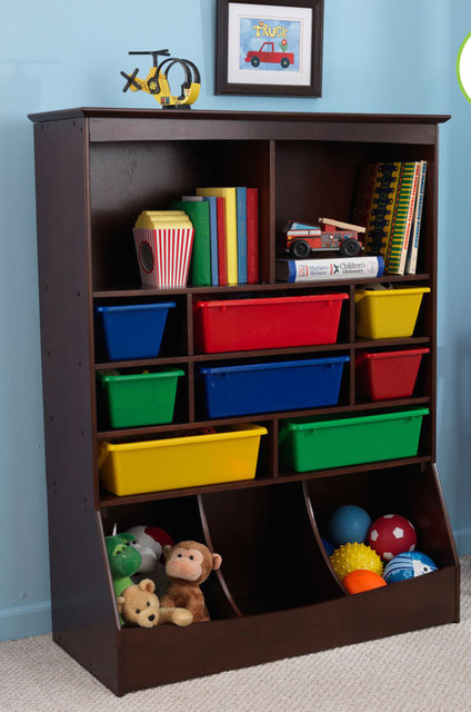 Kids Storage Unit Back In Stock Now Contemporary Toy Organizers Los Angeles By Sister