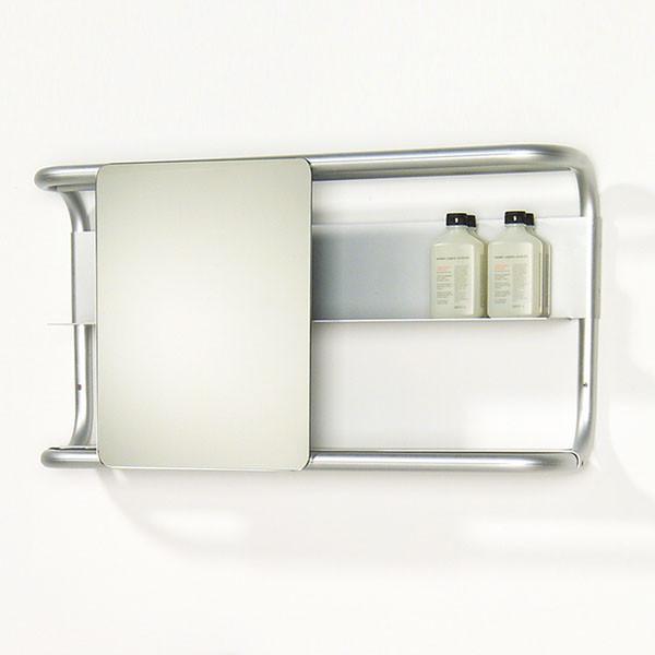 whitehaus collection aeri shelves square sliding bathroom. Black Bedroom Furniture Sets. Home Design Ideas