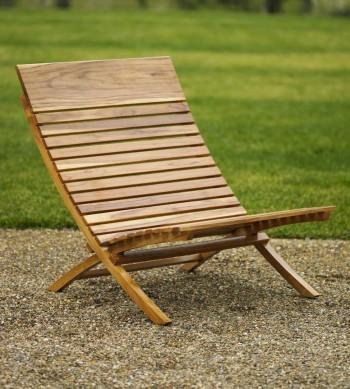 Valencia Teak Chair modern-outdoor-lounge-chairs