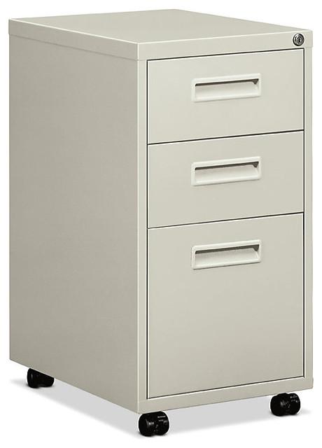 Hon Embark 2 Drawer, 1 File Pedestal - Contemporary - Filing Cabinets