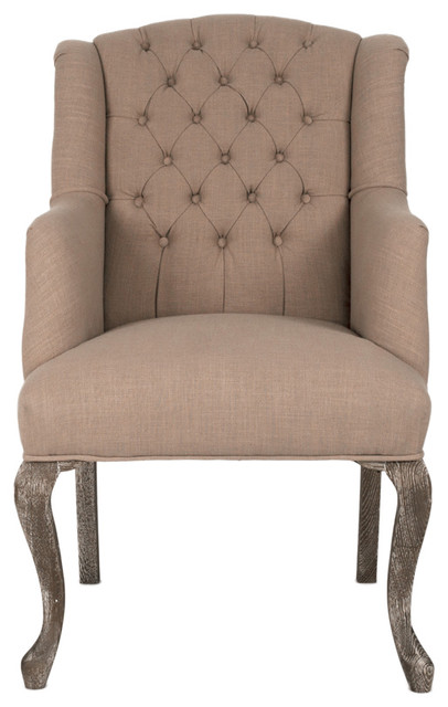Orient Express Furniture Regency Gavin Arm Chair contemporary-armchairs-and-accent-chairs