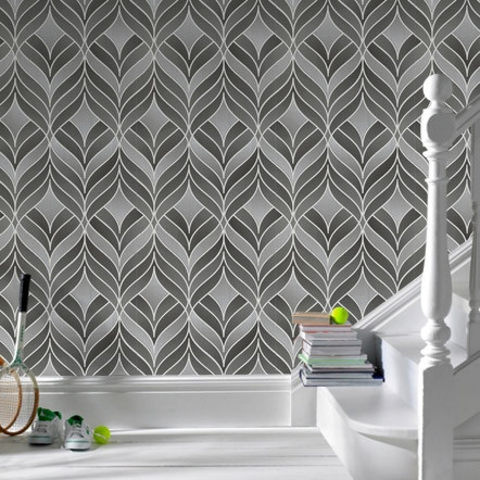 Graham & Brown - Vivid Wallpaper modern wallpaper