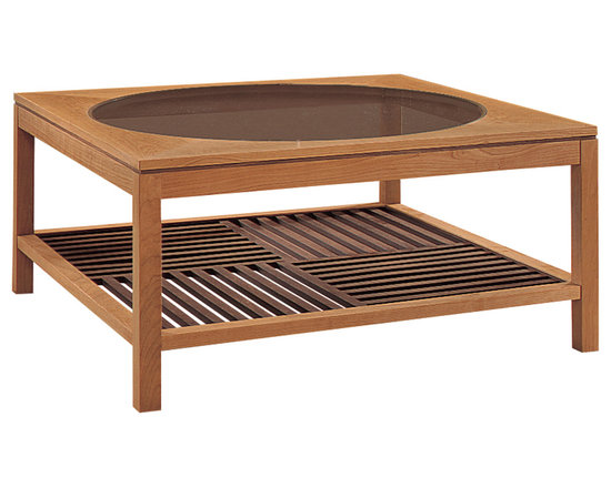 Stickley Square Cocktail Table 7782 -