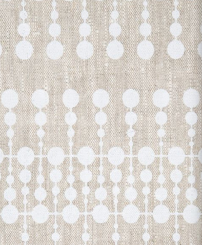Popover Fabric in White by Studio Bon modern-fabric