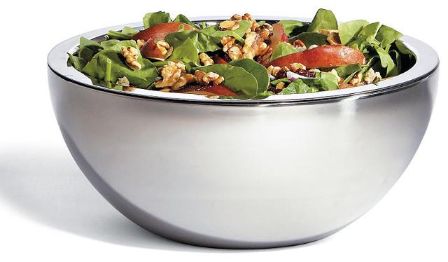 Super Chill 4-Quart Bowl traditional-serving-bowls