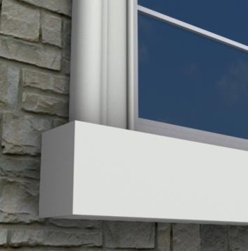 MX218 Exterior Window Sills Molding And Trim Toronto By Mouldex Exter