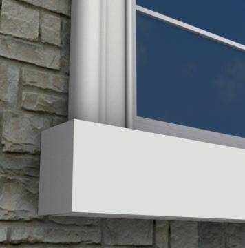 Mx218 Exterior Window Sills Molding And Trim Toronto By Mouldex Exterior Interior