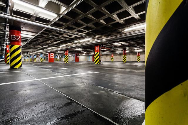 Parking garage lighting fixtures contemporary outdoor