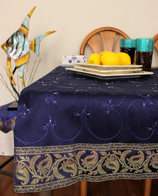 Unique & Decorative Tablecloths  table linens