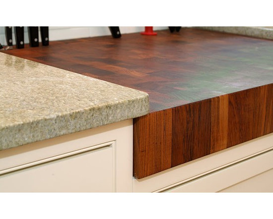 Teak Butcherblock Countertop. Designed by Kirsten's Kitchens..jpg -