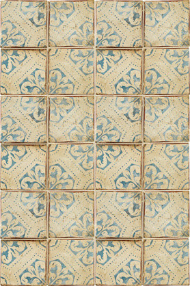 Ann Sacks Tiempo Terra Cotta Tile eclectic kitchen tile