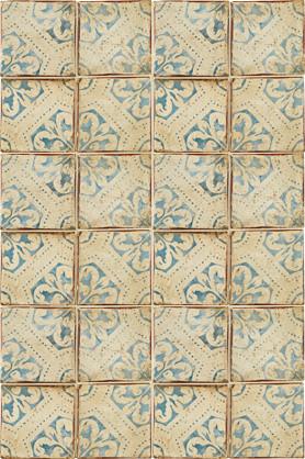 Ann Sacks Tiempo Terra Cotta Tile eclectic-tile