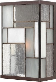 Hinkley Lighting | Mondrian Small Outdoor Wall Light modern-outdoor-lighting