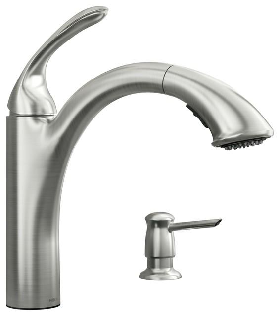 kinzel kitchen faucet contemporary kitchen faucets