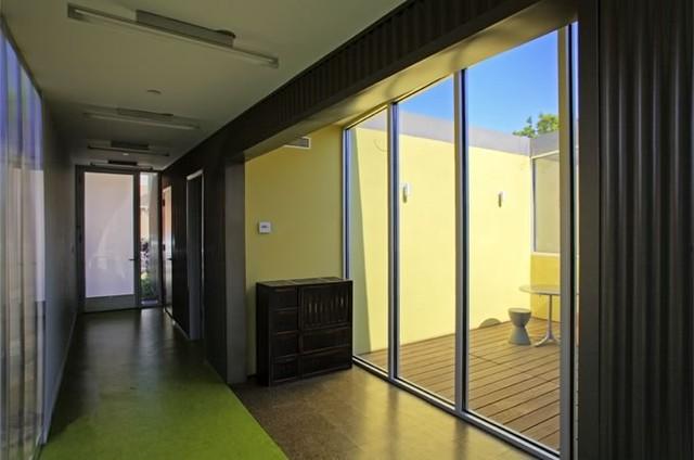 Stoughton Miller Residence contemporary-entry