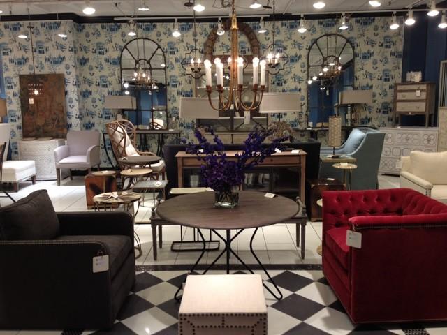 Atlanta Showroom eclectic