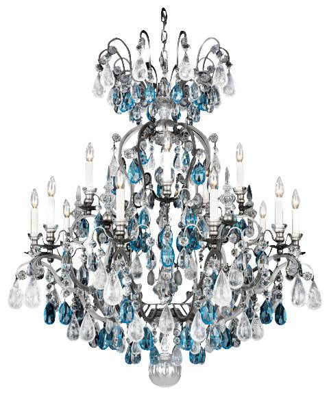 Schonbek Lighting 3573 47ad Renaissance Rock Crystal