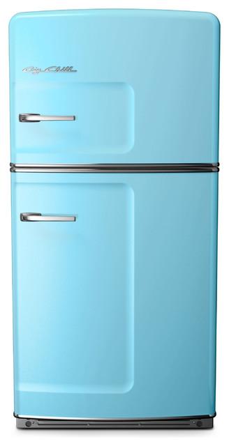 Original (20.6 cu. ft.) Big Chill modern-refrigerators