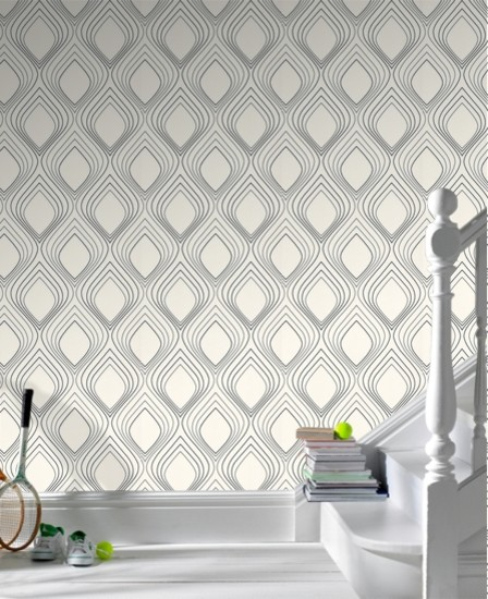 Superfresco Texture Vogue Modern Wallpaper Other Metro By