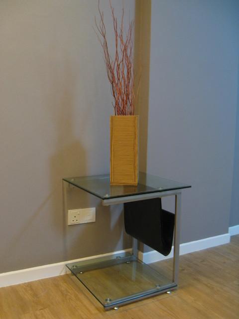 Home Decor Vase Contemporary Vases by Evergreen Decor
