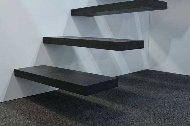 cantilevered stair kit