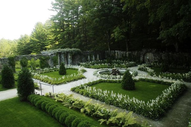 traditional  The Mount (Edith Wharton's Lenox MA Estate)