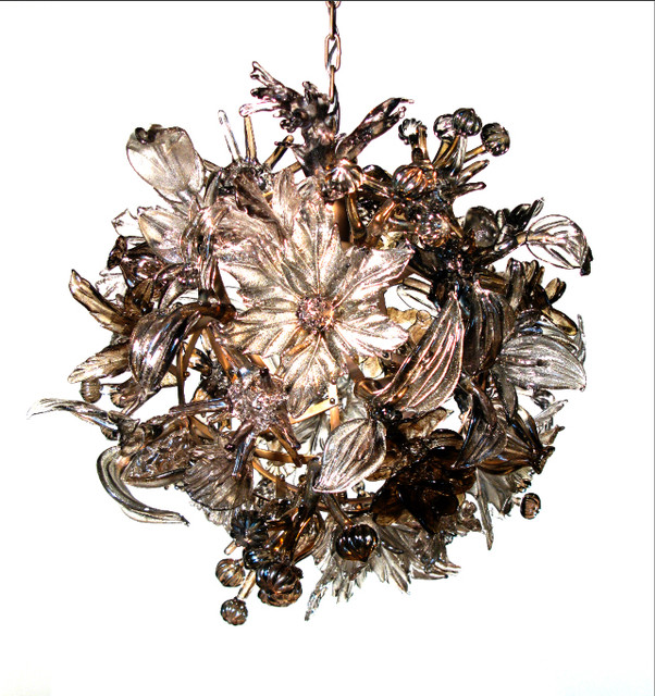 Forms In Nature Chandelier Amazing Chandelier Transforms