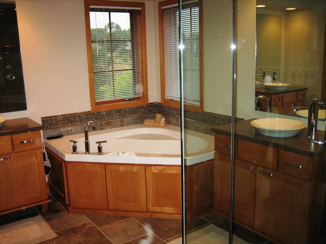new transitional-bathroom