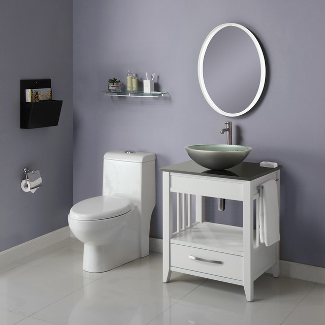 Sink Small Bathroom : ... Storage Furniture / Bathroom Storage & Vanities / Bathroom Vanities