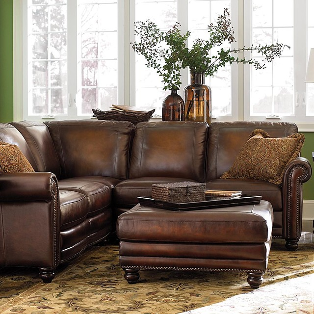 Hamilton Sofasectional Traditional Sectional Sofas