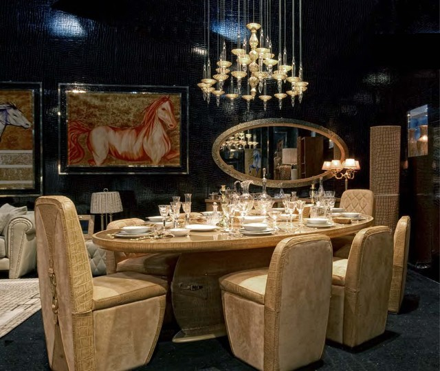 Formitalia Furniture Collection Italy - dining tables - new york