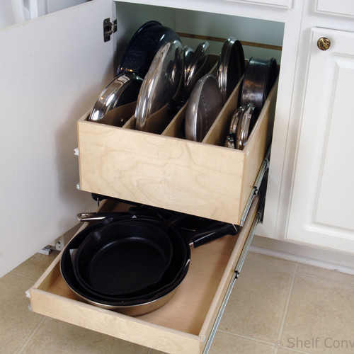 Kitchen Pull Out Shelves cabinet-and-drawer-organizers
