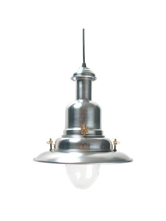 Fisherman's Lamp - Silver -