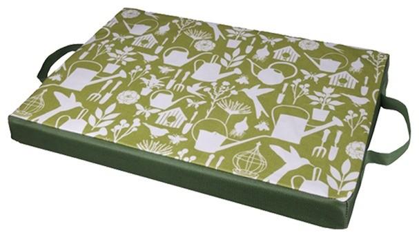 Greenhouse garden kneeling pad eclectic gardening for Gardening kneeling pads