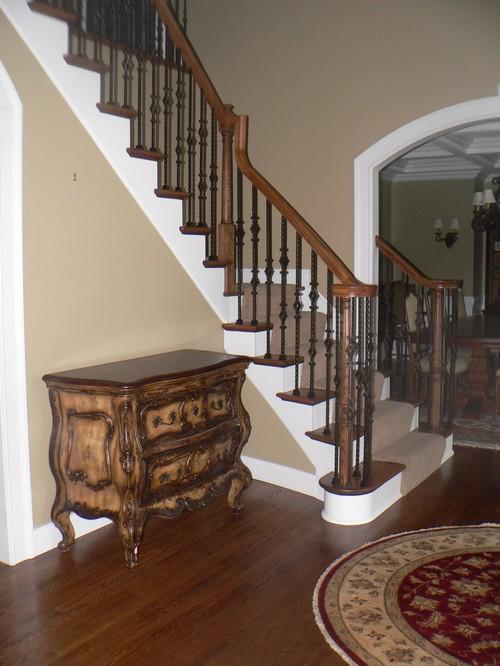 Foyer for 2 story foyer decor