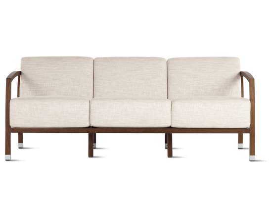 Malena Sofa in Basket Weave -