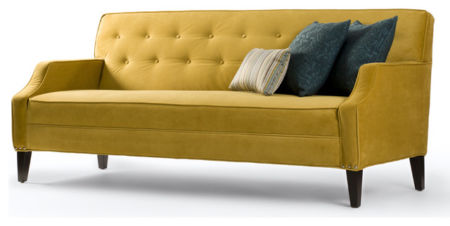 Granger Sofa Modern Sofas Toronto By Jane Lockhart Interior Design