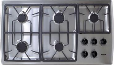 """Bosch 36"""" gas cook top cooktops"""