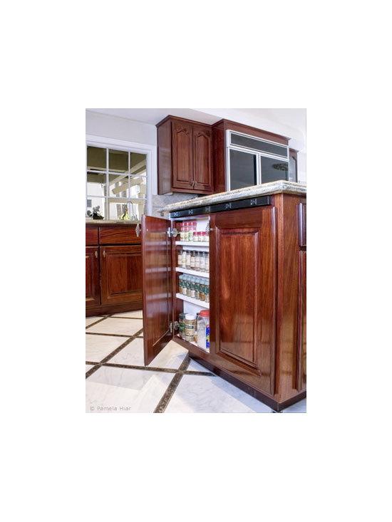 Honduras Mahogany Kitchen -