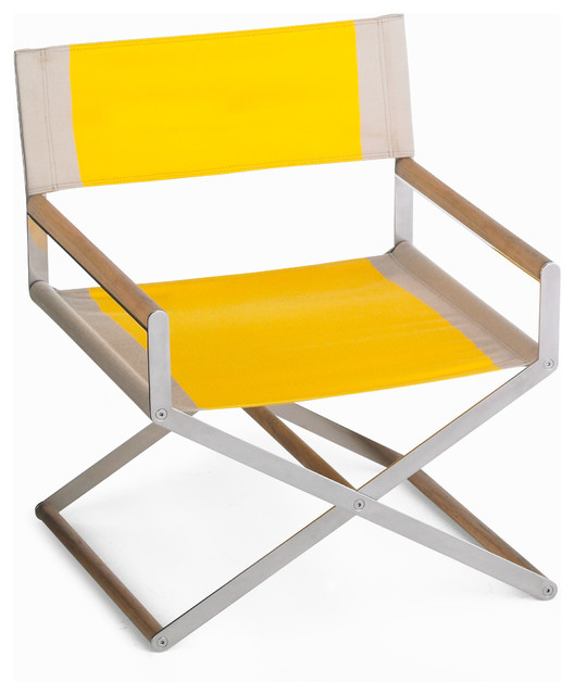 Link Outdoor Folding Chairs & New Fabrics contemporary-outdoor-folding-chairs