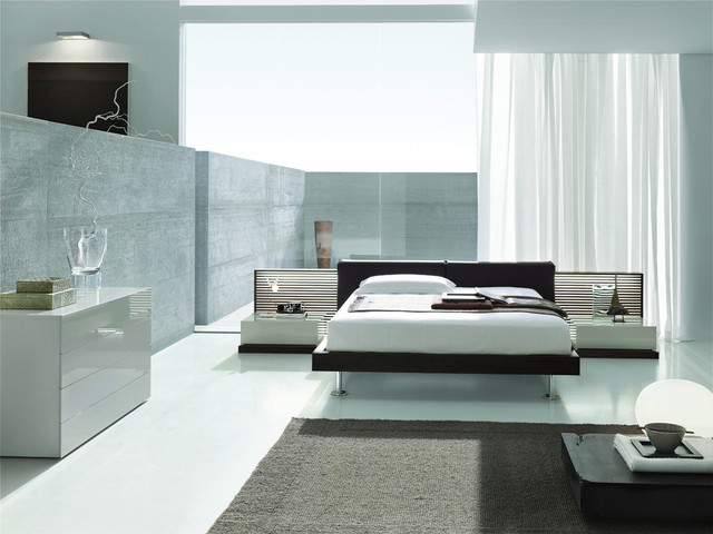 Made in italy quality high end bedroom sets modern High end bedroom design