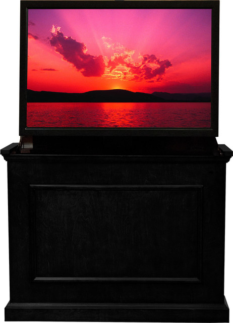 """Elevate TV Lift Cabinets for Flat Screen TV's Up To 42"""" - Traditional - Home Electronics ..."""
